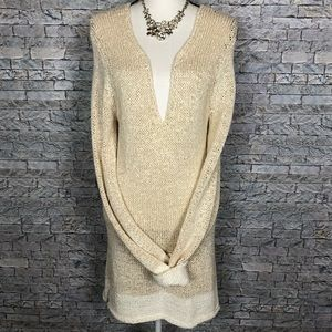 MICHAEL STAR knitted sweater dress size 2